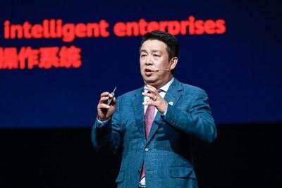 Tao Jingwen, Huawei's Board Member and CIO