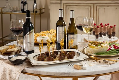 Throw an Emmys® Watch Party with eMeals and Sterling Vineyards